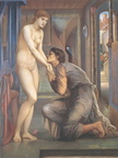 The Soul Attains Pygmalion(Burne-Jones)